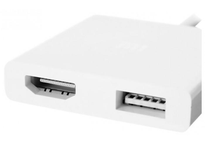Переходник Xiaomi USB Type-C - USB / HDMI