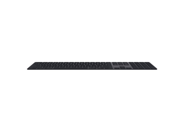 Клавиатура Apple Magic Keyboard с цифровой панелью (MRMH2RS/A), цвет «серый космос»