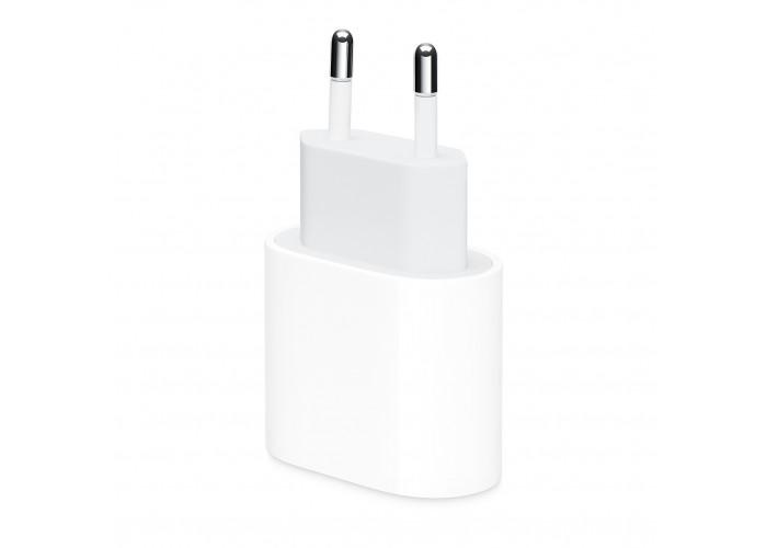 Сетевое зарядное устройство Apple USB-C мощностью 20 Вт (MHJE3ZM/A)