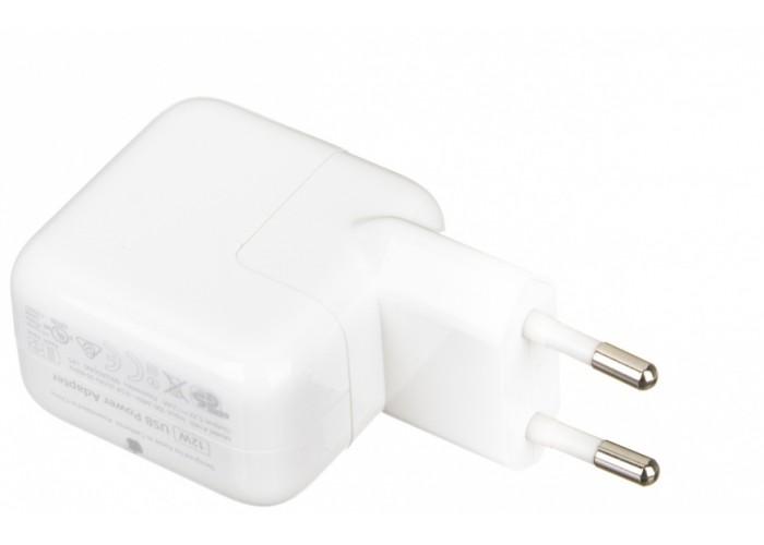 Сетевое зарядное устройство Apple USB мощностью 12 Вт (MD836ZM/A)