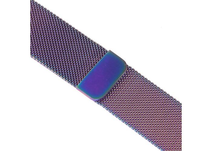 Браслет миланский сетчатый для Apple Watch 38/40 мм, цвет хамелеон