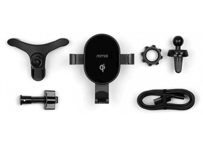 Автомобильный держатель с беспроводной зарядкой Xiaomi 70mai Wireless Car Charger