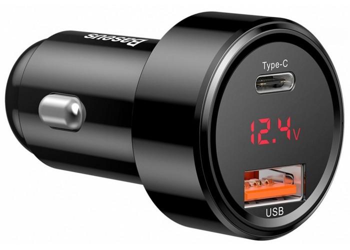 Автомобильное зарядное устройство Baseus PPS Quick Charging Car Charger