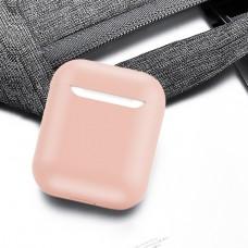 Чехол Totudesign Glory Series для AirPods 1/2, розовый цвет
