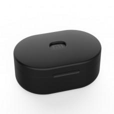 Чехол силиконовый для Redmi AirDots, чёрный цвет