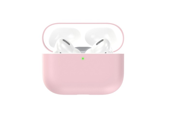 Чехол Totudesign TWS Pro Case для AirPods Pro, розовый цвет