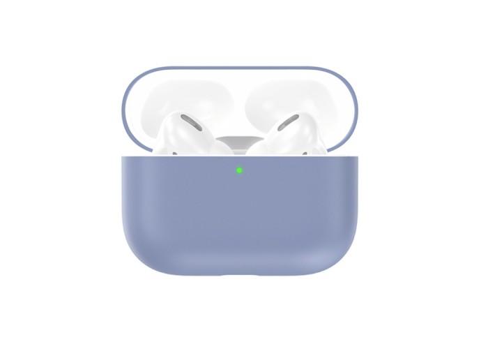 Чехол Totudesign TWS Pro Case для AirPods Pro, сиреневый цвет