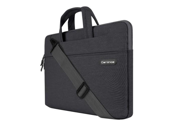 Сумка Cartinoe Starry Series для ноутбука 15 дюймов, чёрный цвет