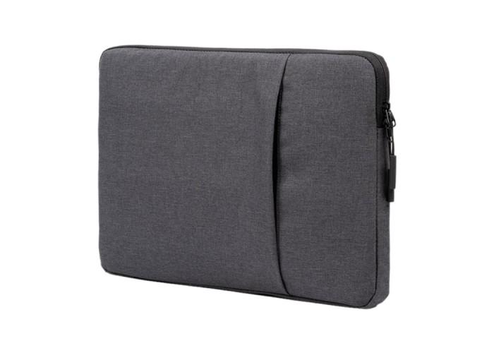 Чехол Pofoko для ноутбука 15 дюймов, чёрный цвет
