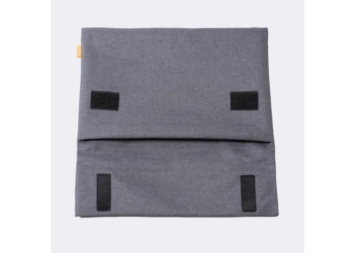 Чехол-папка Pofoko для ноутбука 15 дюймов, чёрный цвет