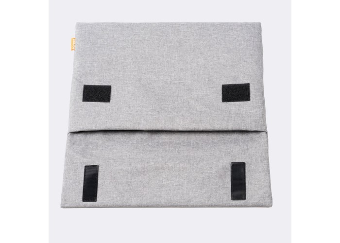 Чехол-папка Pofoko для ноутбука 15 дюймов, серый цвет