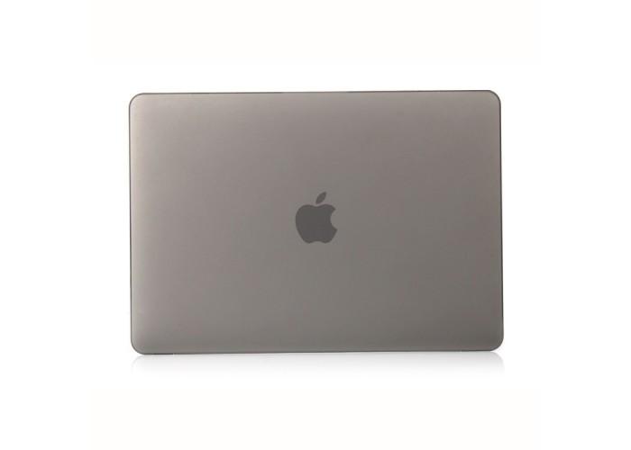 Чехол-накладка для MacBook Pro 13 дюймов (модели 2016 года и новее), серый цвет