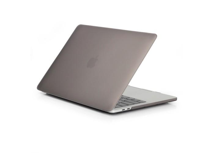 Чехол-накладка для MacBook Pro 15 дюймов (модели с 2016 по 2019 год), серый цвет