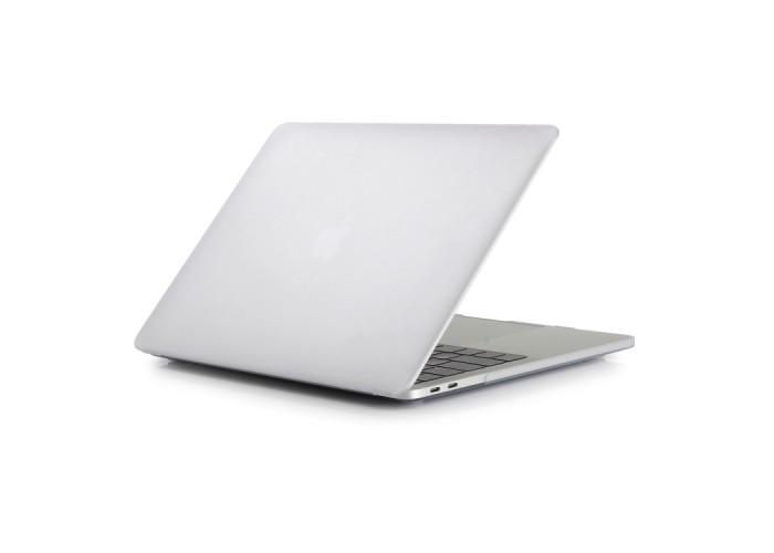 Чехол-накладка для MacBook Pro 15 дюймов (модели с 2016 по 2019 год), прозрачный