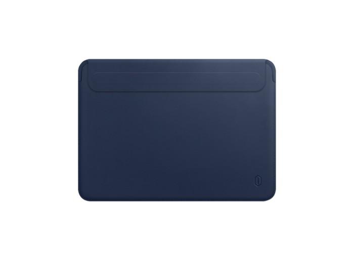 Чехол-папка Wiwu Skin Pro II для MacBook Pro 13 дюймов, синий цвет