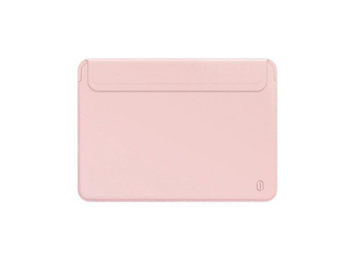 Чехол-папка Wiwu Skin Pro II для MacBook Pro 13 дюймов, розовый цвет