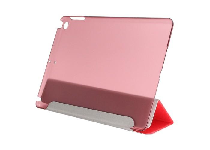 Чехол Enkay Silk для iPad 2017/2018, красный цвет