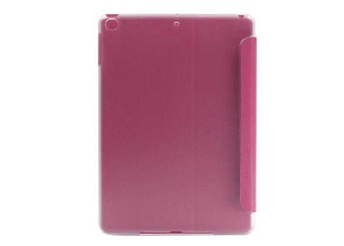 Чехол Enkay Toothpick для iPad 2017/2018, цвет маджента