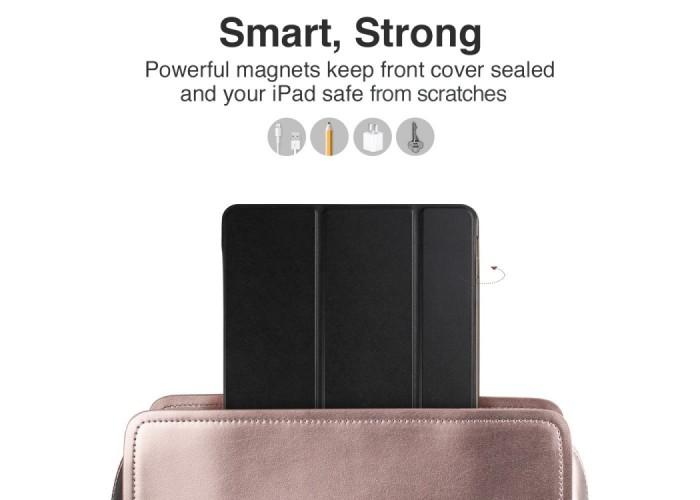 Чехол ESR Color для iPad 2017/2018, чёрный цвет