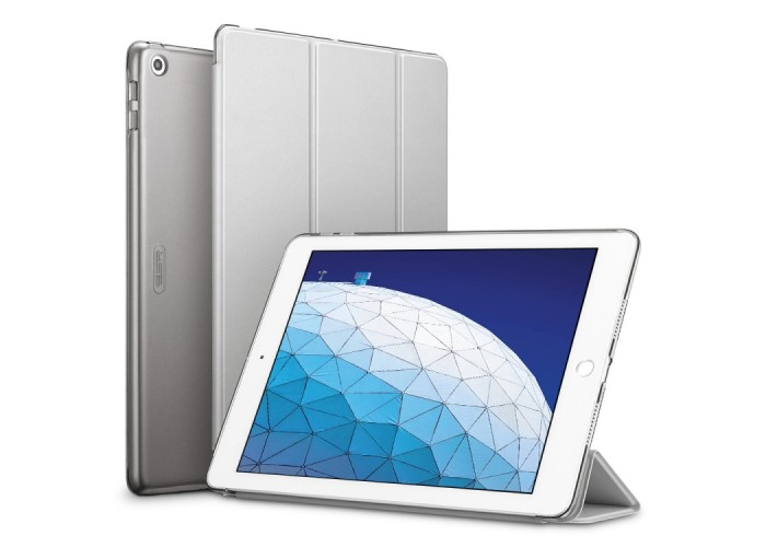 Чехол ESR Color для iPad Air 2019, серебристый цвет