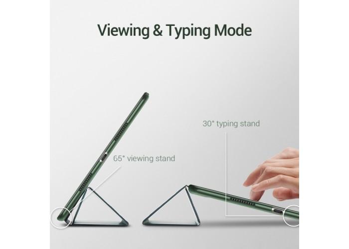 Чехол ESR Rebound для iPad Air 2019, зелёный цвет