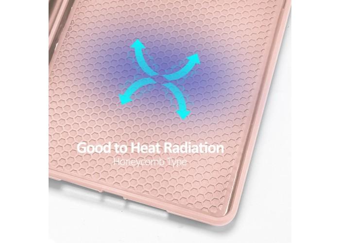 Чехол Dux Ducis Osom Series для iPad mini 2019, розовый цвет