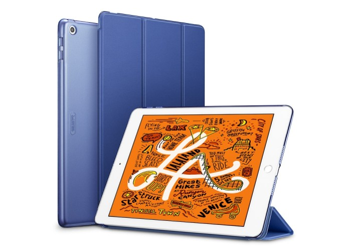 Чехол ESR Color для iPad mini 2019, синий цвет