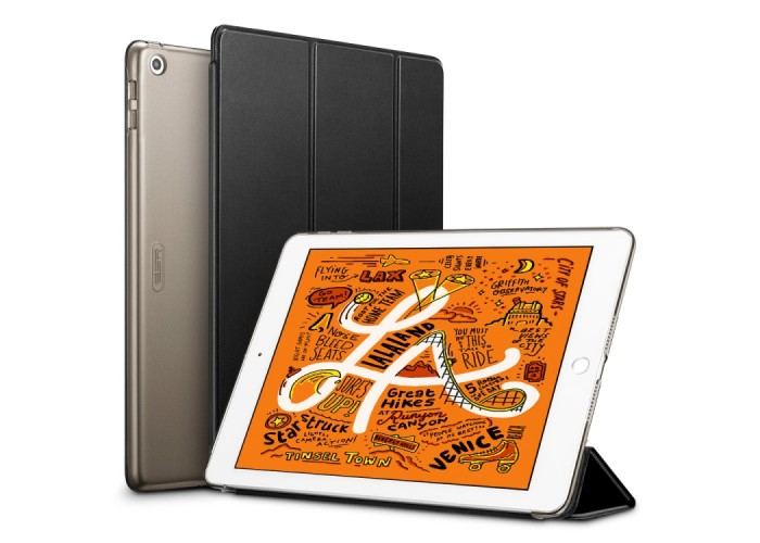 Чехол ESR Color для iPad mini 2019, чёрный цвет