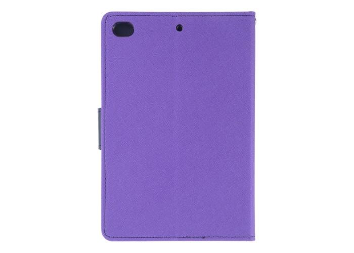 Чехол Mercury Goospery Fancy Diary Case для iPad mini 2019, фиолетовый цвет