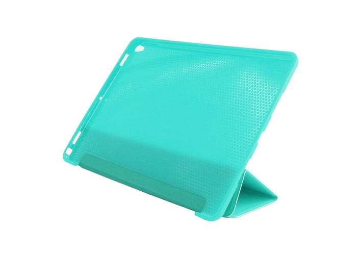 Чехол Enkay Lambskin для iPad Pro 10,5 дюйма, бирюзовый цвет