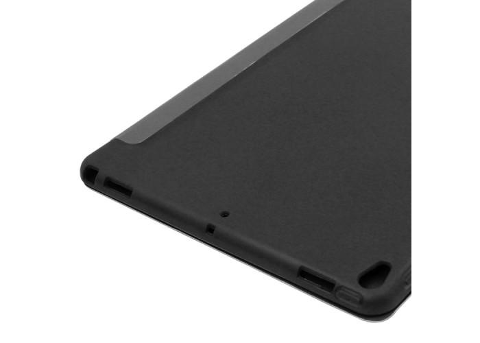 Чехол Enkay Lambskin Y-Type для iPad Pro 10,5 дюйма, чёрный цвет