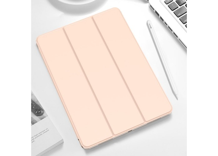 Чехол Totudesign Wei Series для iPad Pro 2018 12,9 дюйма, розовый цвет