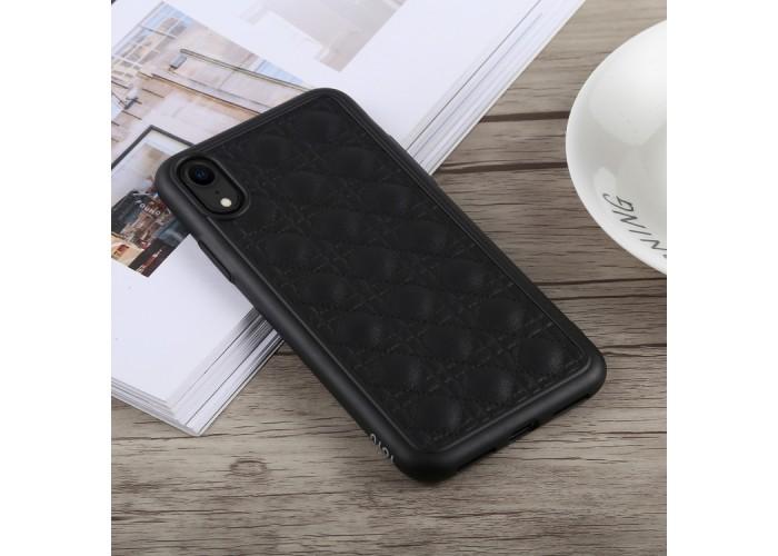 Чехол Totudesign Deo Series для iPhone XR, чёрный цвет