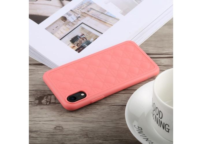 Чехол Totudesign Deo Series для iPhone XR, розовый цвет