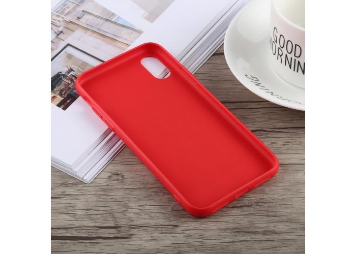 Чехол Totudesign Deo Series для iPhone XR, красный цвет