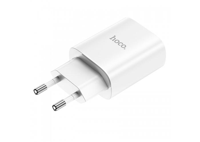 Сетевое зарядное устройство Hoco N14 USB-C PD 20W