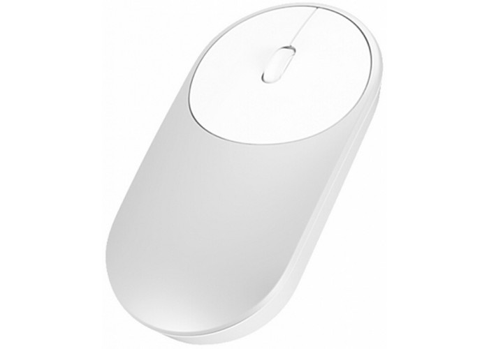 Мышь Xiaomi Mi Portable Mouse Silver Bluetooth