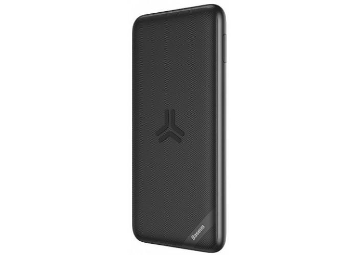 Внешний аккумулятор Baseus Bracket Wireless Charger 10000mAh, чёрный цвет