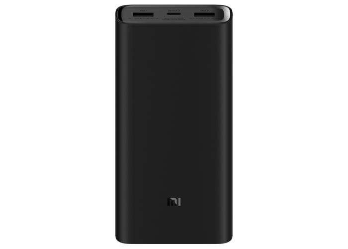 Внешний аккумулятор Xiaomi Mi Power Bank 3 Pro 20000mAh