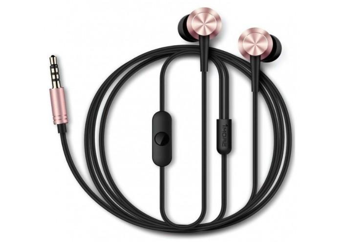 Наушники 1MORE Piston Fit E1009, розовый цвет