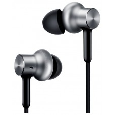 Xiaomi Mi In-Ear Headphones Pro HD, серебристый цвет