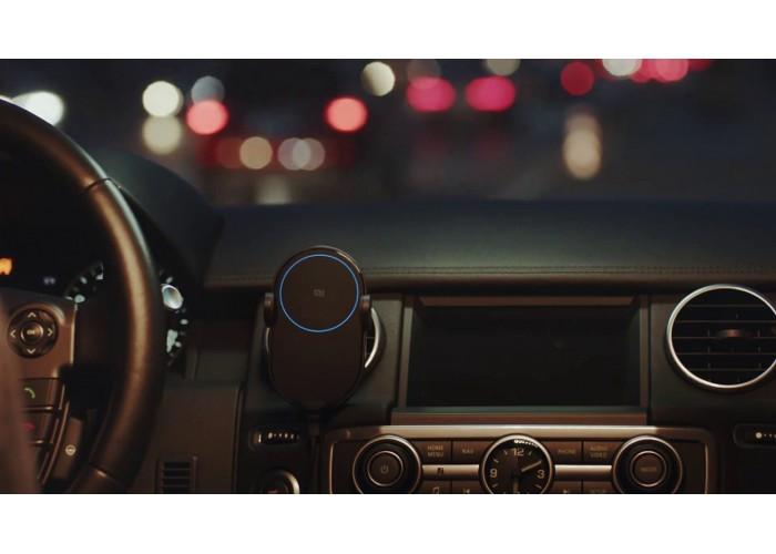 Автомобильный держатель с беспроводной зарядкой Xiaomi Wireless Car Charger