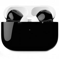 Apple AirPods Pro Color, глянцевый чёрный цвет
