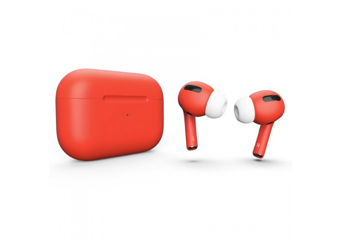 Apple AirPods Pro Color, матовый коралловый цвет
