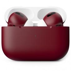 Apple AirPods Pro Color, матовый бордовый цвет