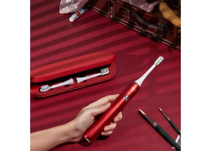 Электрическая зубная щётка Soocas X3U Van Gogh Museum Design, красный