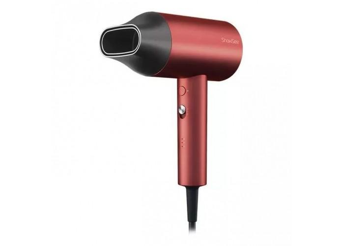 Фен Xiaomi Showsee Hair Dryer A5, красный цвет