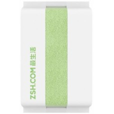 Полотенце Xiaomi ZSH Youth Series 76х34, зелёный цвет