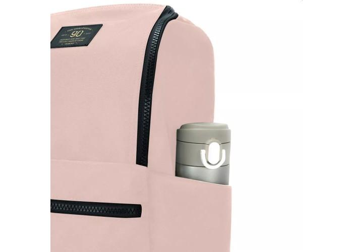Городской рюкзак Xiaomi 90 Points Pro Leisure Travel Backpack 10, розовый