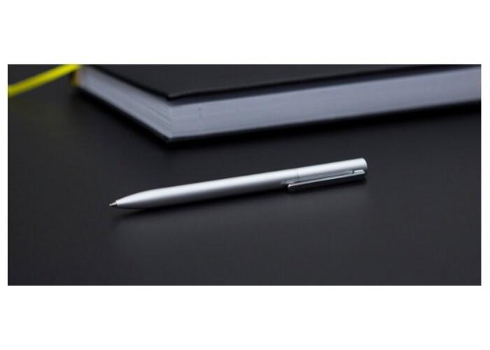 Ручка шариковая Xiaomi MiJia Mi Metal Pen, серебристый цвет